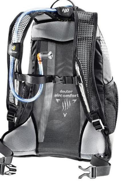 A legtöbb mai kerékpáros hátizsák biztosítja a hidratációs tartály elhelyezését...