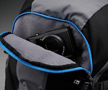 Bolyhos béléssel rendelkező zseb telefonnak, szemüvegnek vagy éppen kompakt fényképezőgépnek...