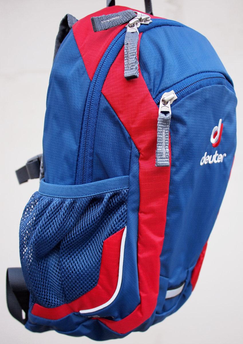Gyerekeknek tervezett hátizsák, átgondolt tervezéssel...