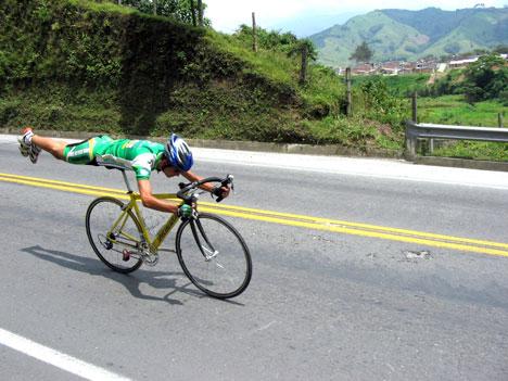 Kolumbiai edzésmódszerek