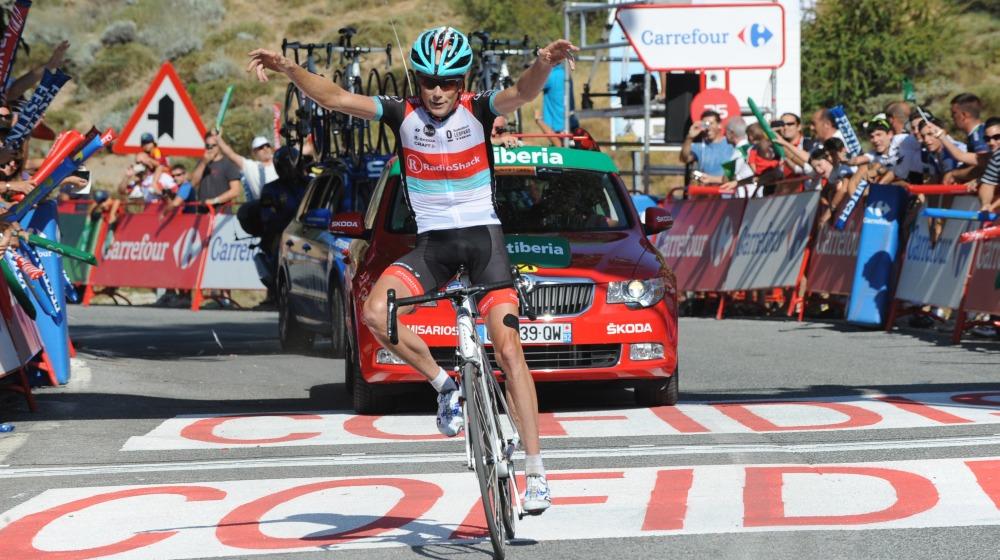 Horner közel 42 évesen minden idők legidősebb szakaszgyőztese (Fotó: Stefano sirotti - sirotti.it)