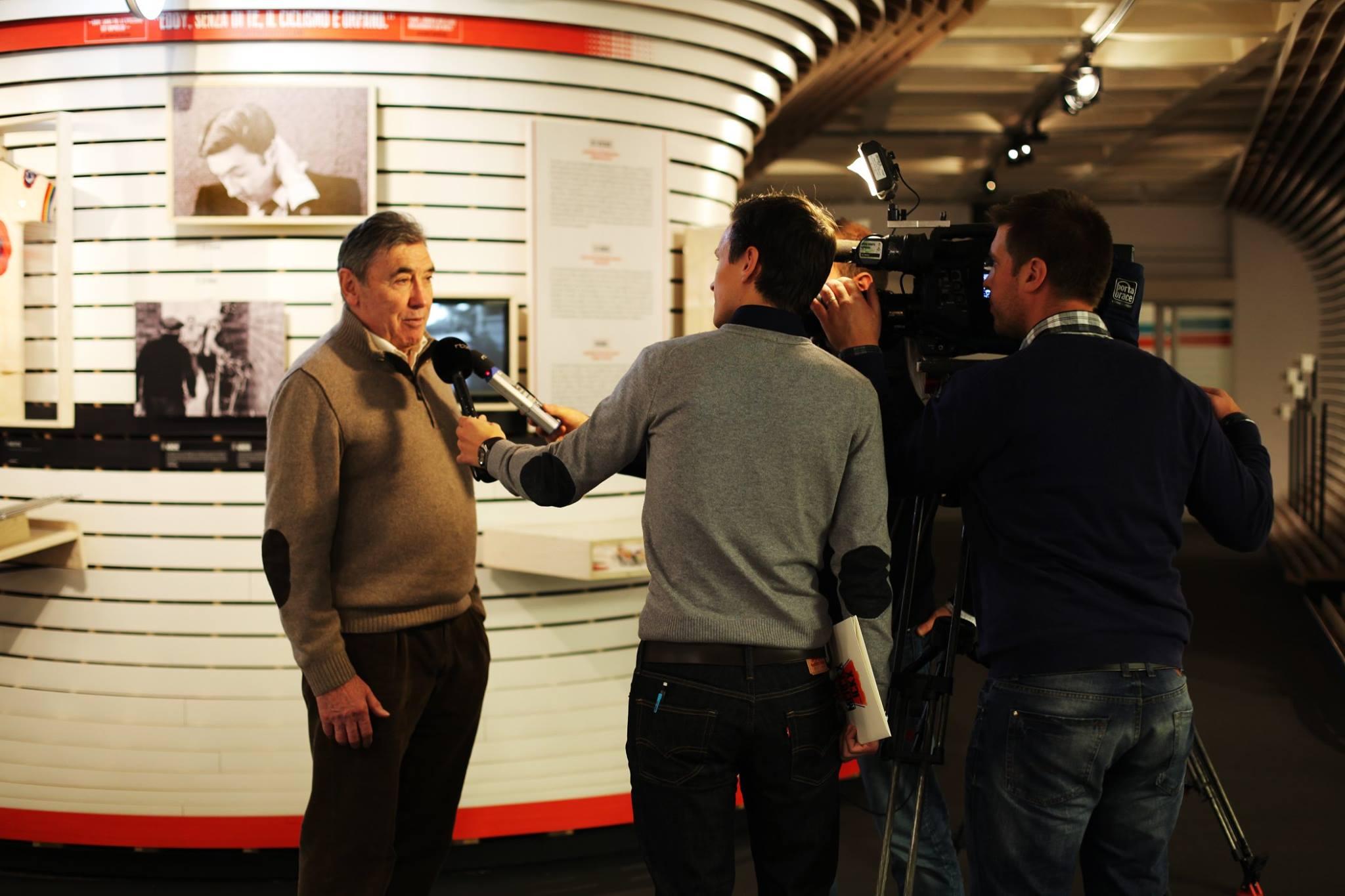 525 győzelem jellemzi Merckx pályafutását