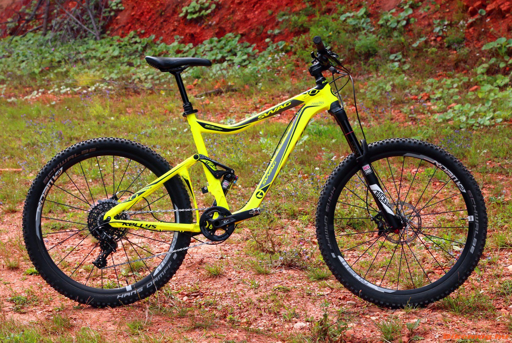 Kellys Swag 50 kerékpárteszt