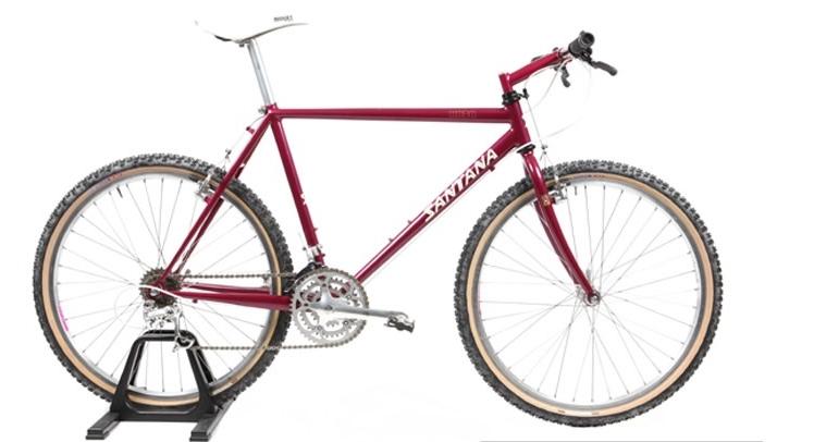 A '90-es évek mountain bikejai mai szemmel viccesnek tűnnek már