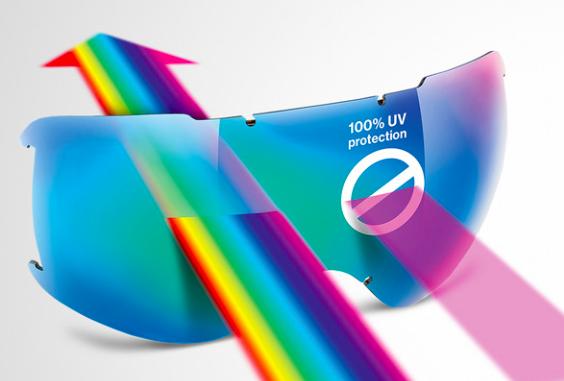 Az UV sugárzás semminek sem tesz jót, de főleg a szemeidnek nem.
