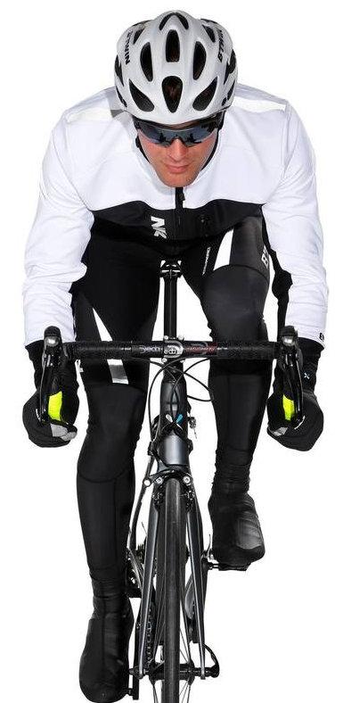 Egy korszerű téli ruházattal már a komoly fagyokban sem szenvedés a bicajozás!