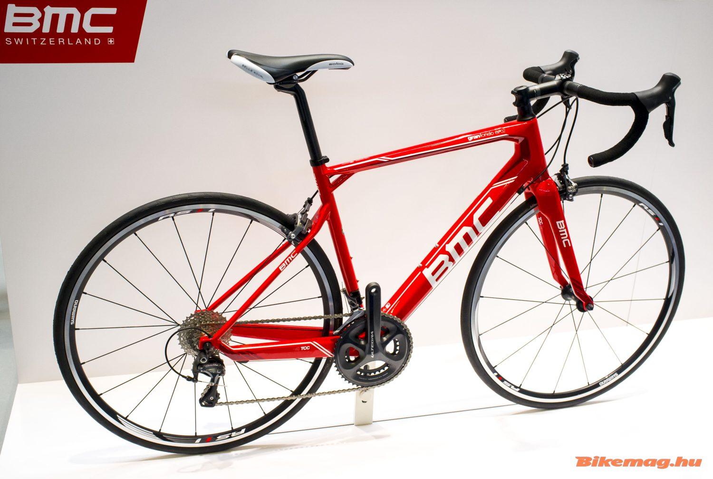 A BMC Granfondo modelljei jól átgondoltan tervezett komfort kerékpárok
