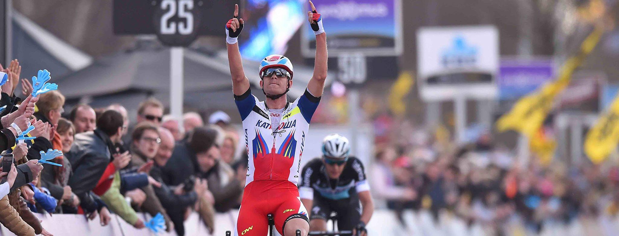 A Flandriai Körverseny győztese