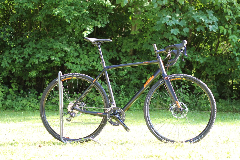 KTM Canic alumínium cyclocross kerékpár