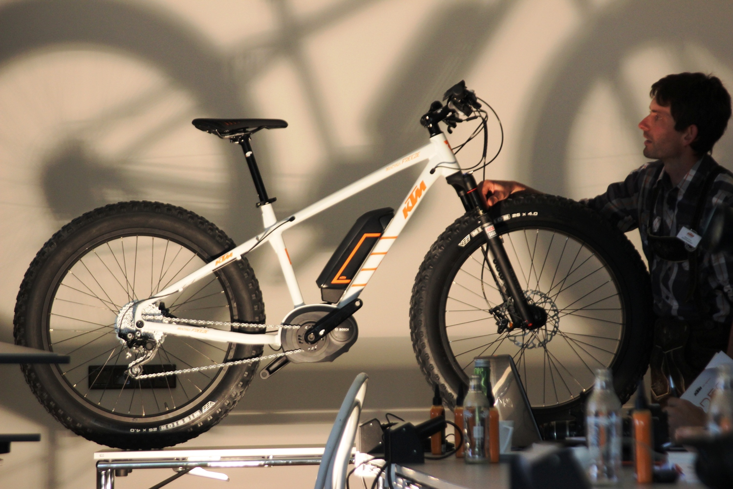 KTM Macina Freeze - avagy Fatrat GoEs