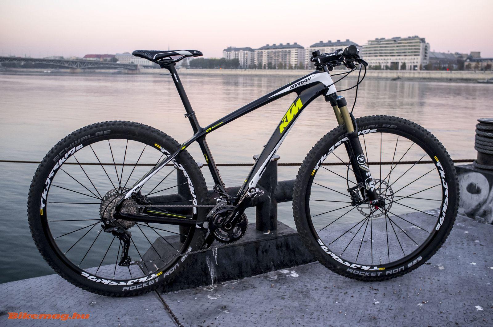 KTM Myroon 29 Elite kerékpárteszt