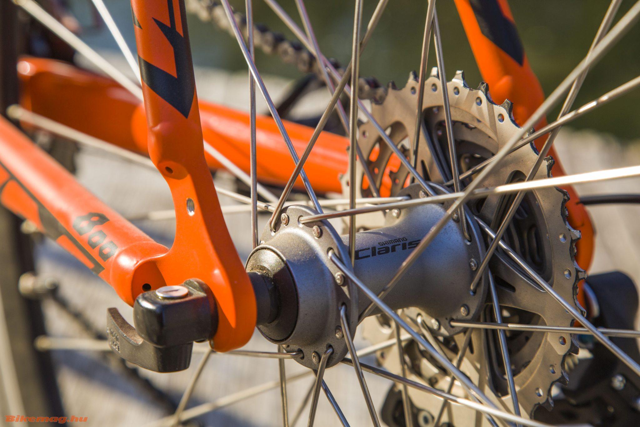 "KTM Strada 800 Speed - ""built to last"""