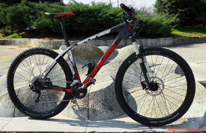 Lapierre Prorace 527 kerékpárteszt
