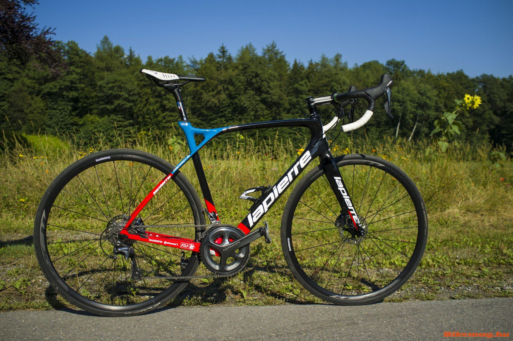 Lapierre Xelius SL 600 Disc kerékpárteszt