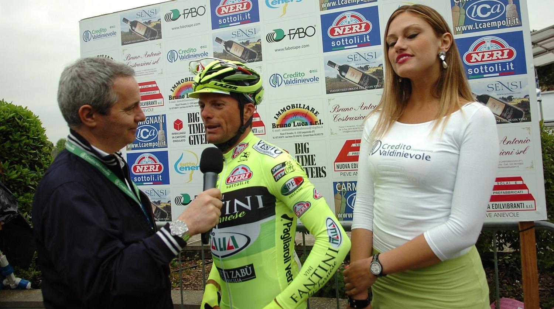 Di Luca elmondta, nagyon örül, hogy végre hivatalosan is lezárult a folyamat visszatérésével kapcsolatban. November óta ugyanúgy edzésben van, mint korábban, és reméli, bekerülhet a neonsárgák Giro-sorába.