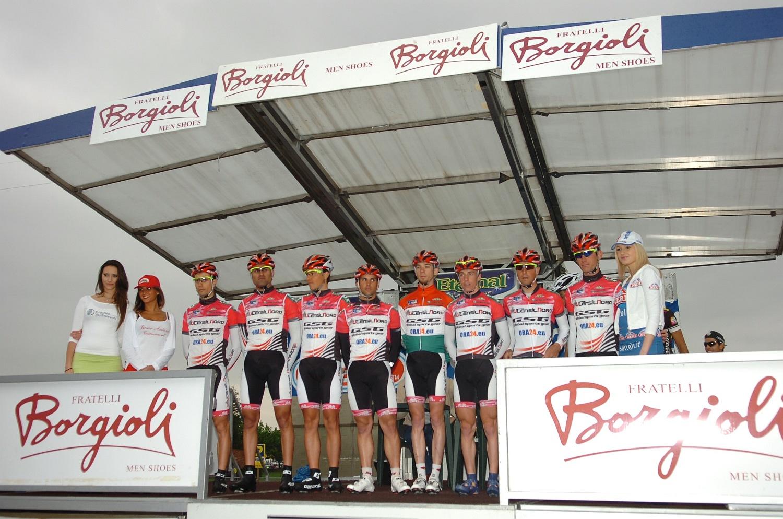 Az Utensilnord-Ora24.eu csapatát Masciarellin kívül Federico Rocchetti, Marco Zamparella, Gabriele Bosisso, Marco Zanotti, Alessandro Mazzi és Omar Lombardi alkották olasz részről, valamint a magyar bajnok, Kusztor Péter kapott még lehetőséget.