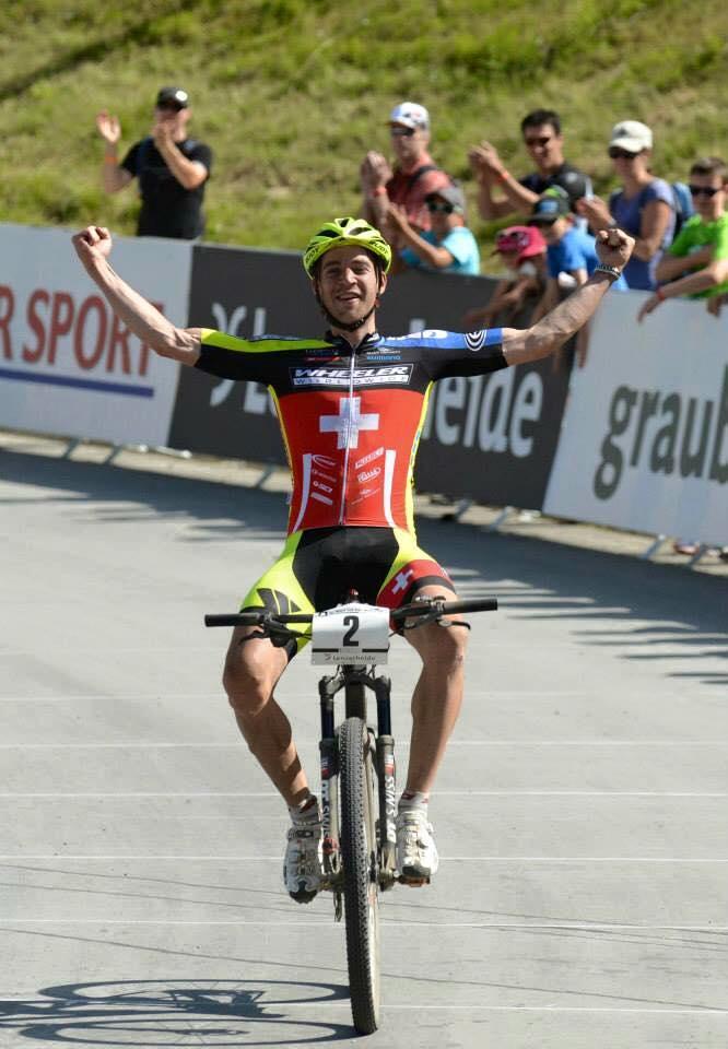 Lars Forster az U23-as győztes.