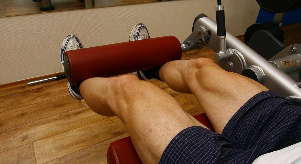 Testa a lábak esetében elvei ellenére kondigépes edzést is javasol