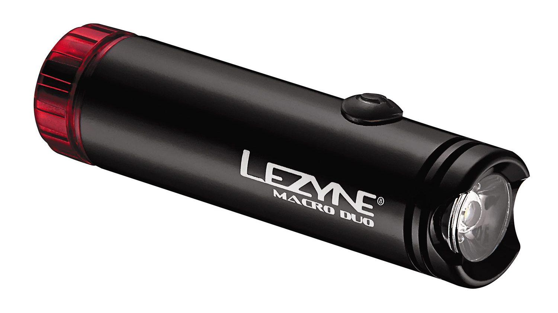 Lezyne Macro Duo Drive első és hátsó lámpa egyben