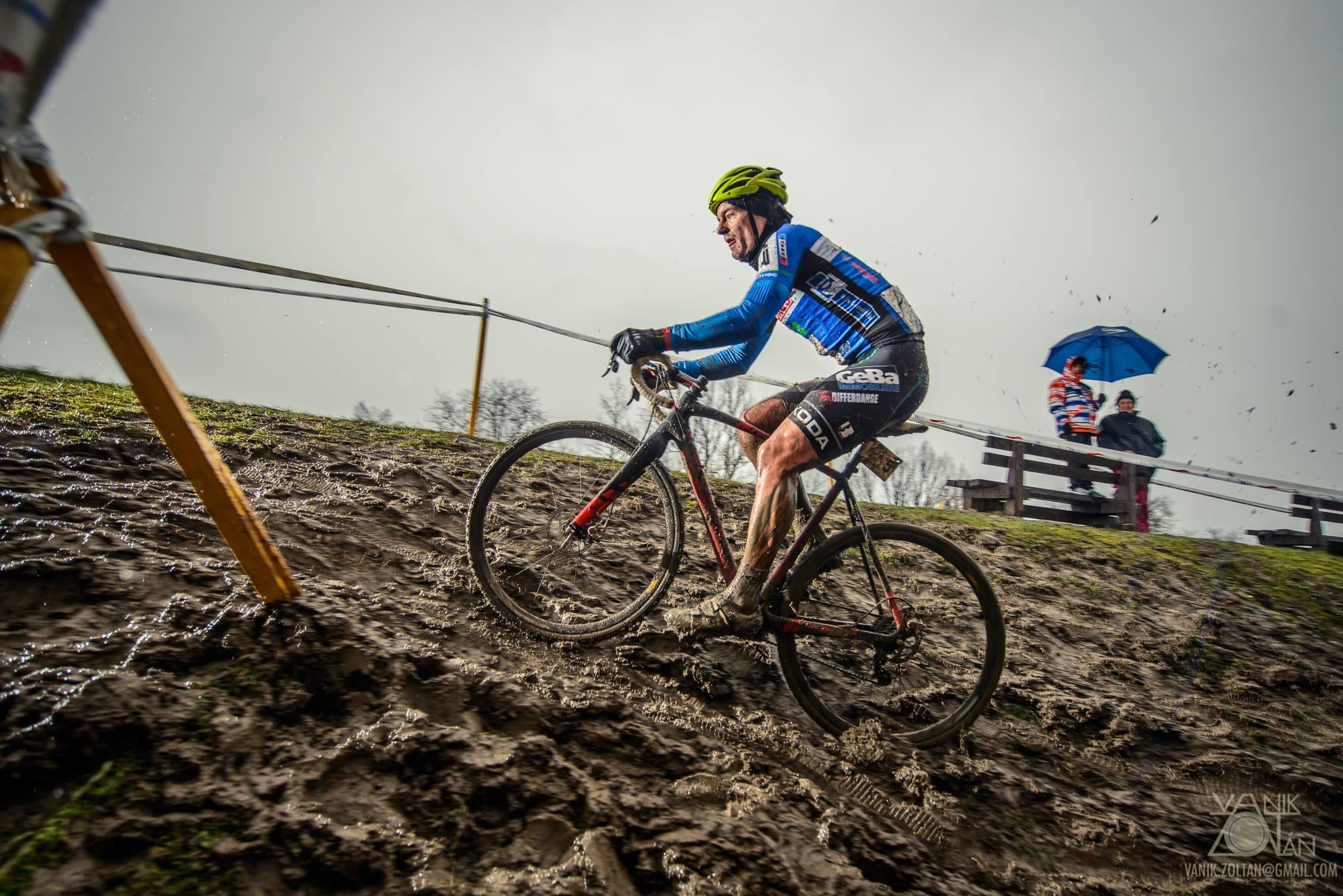 Lovassy Krisztián a tavalyi cyclocross ob-n (Fotó: Vanik Zoltán)