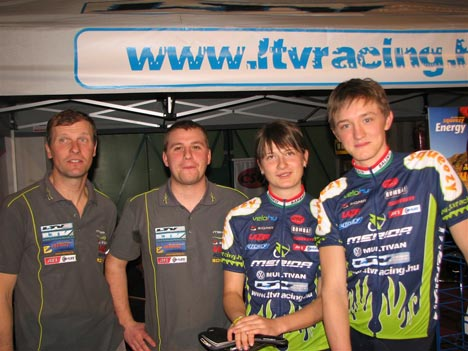 Az LTV Merida Racing Team