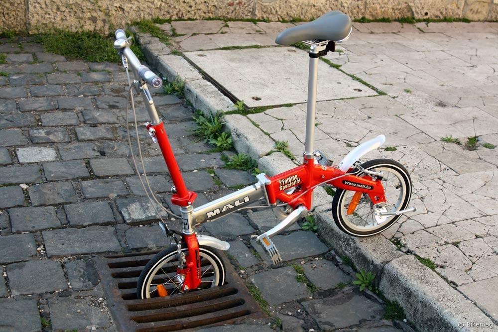 Mali Folding 14 összecsukható kerékpár