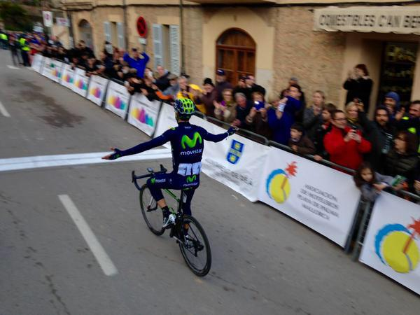 Alejandro Valverde, Mallorca Challenge, Movistar, országúti kerékpársport