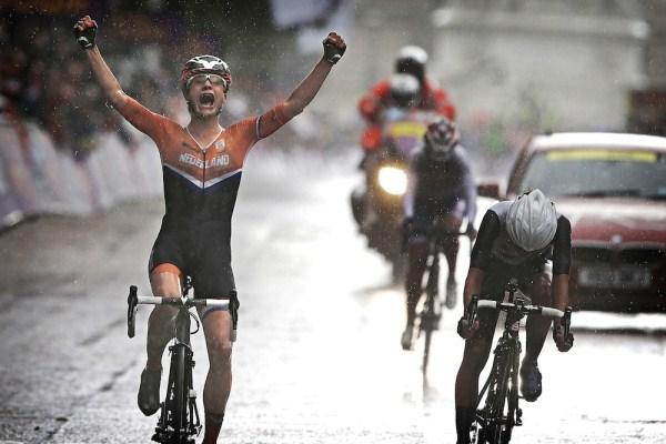 Sorozatban öt vb-ezüst után a londoni olimpiai sikert nem bízta a véletlenre Vos