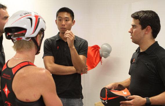 A vizsgálatok eredményétét megbeszélik, a sportolókat általában érdekli a szakemberek véleménye...