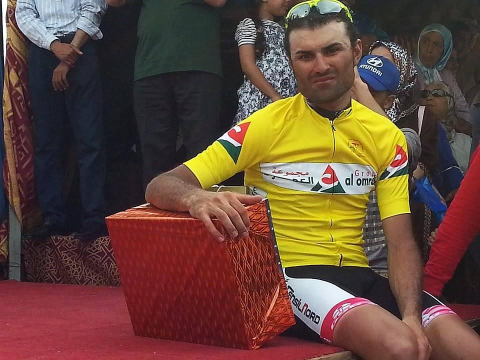 Alessandro Mazzi (Fotó: Morroco Cycling Team)