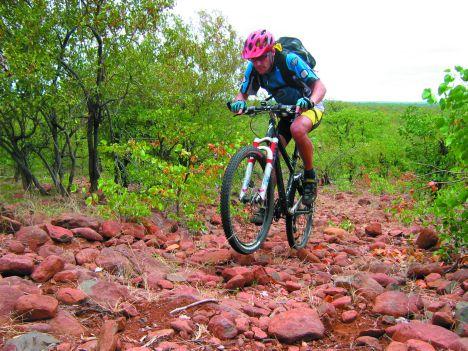 Adam's Hill, botswanai gyarmatunk