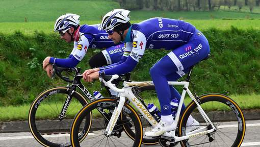 Tour of Flanders UCI WorldTour 2017 cycling race / day -4