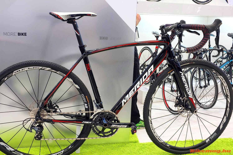 Új cyclocross bringa a palettán