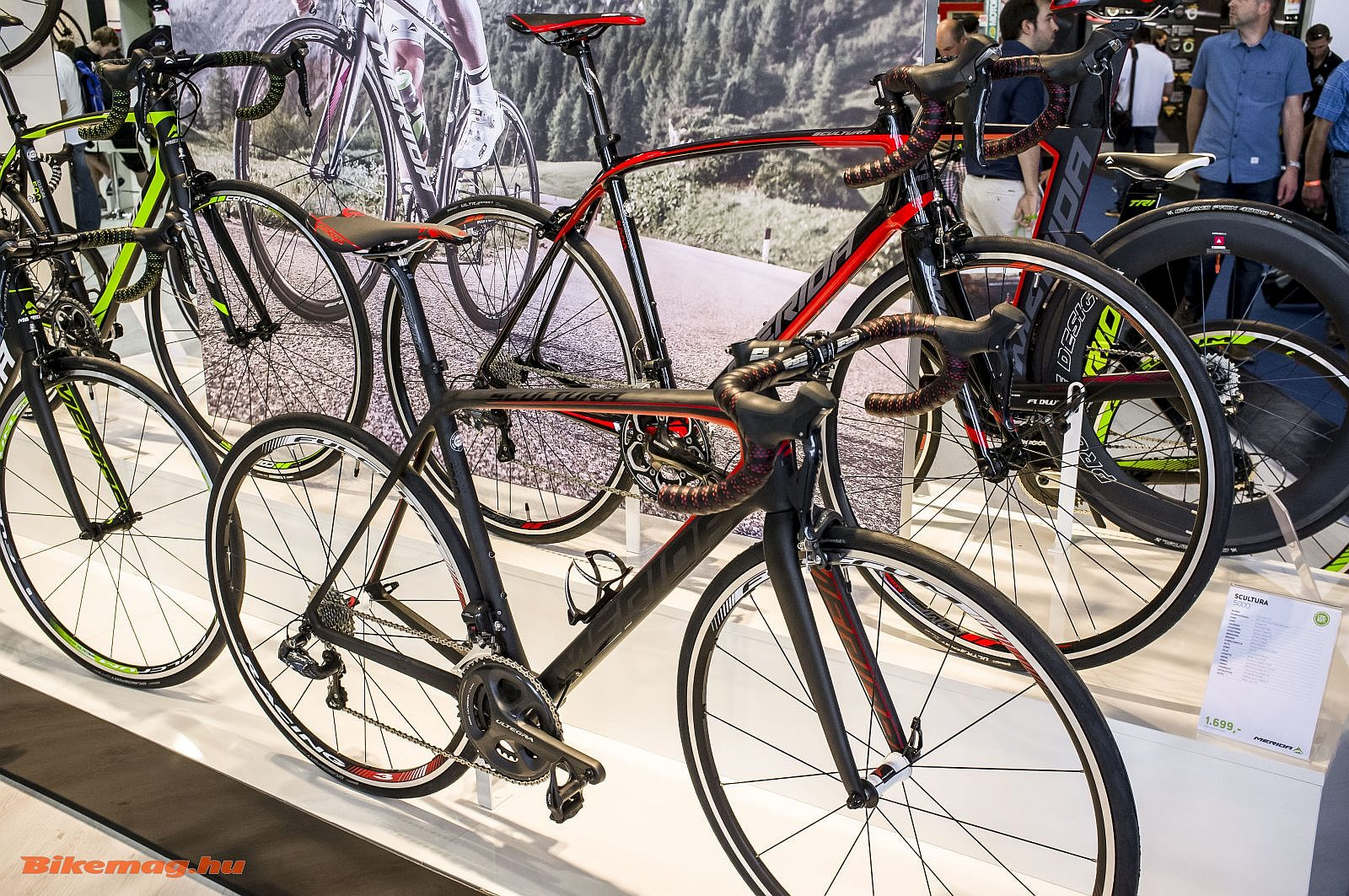 További karbon Scultura kerékpárok