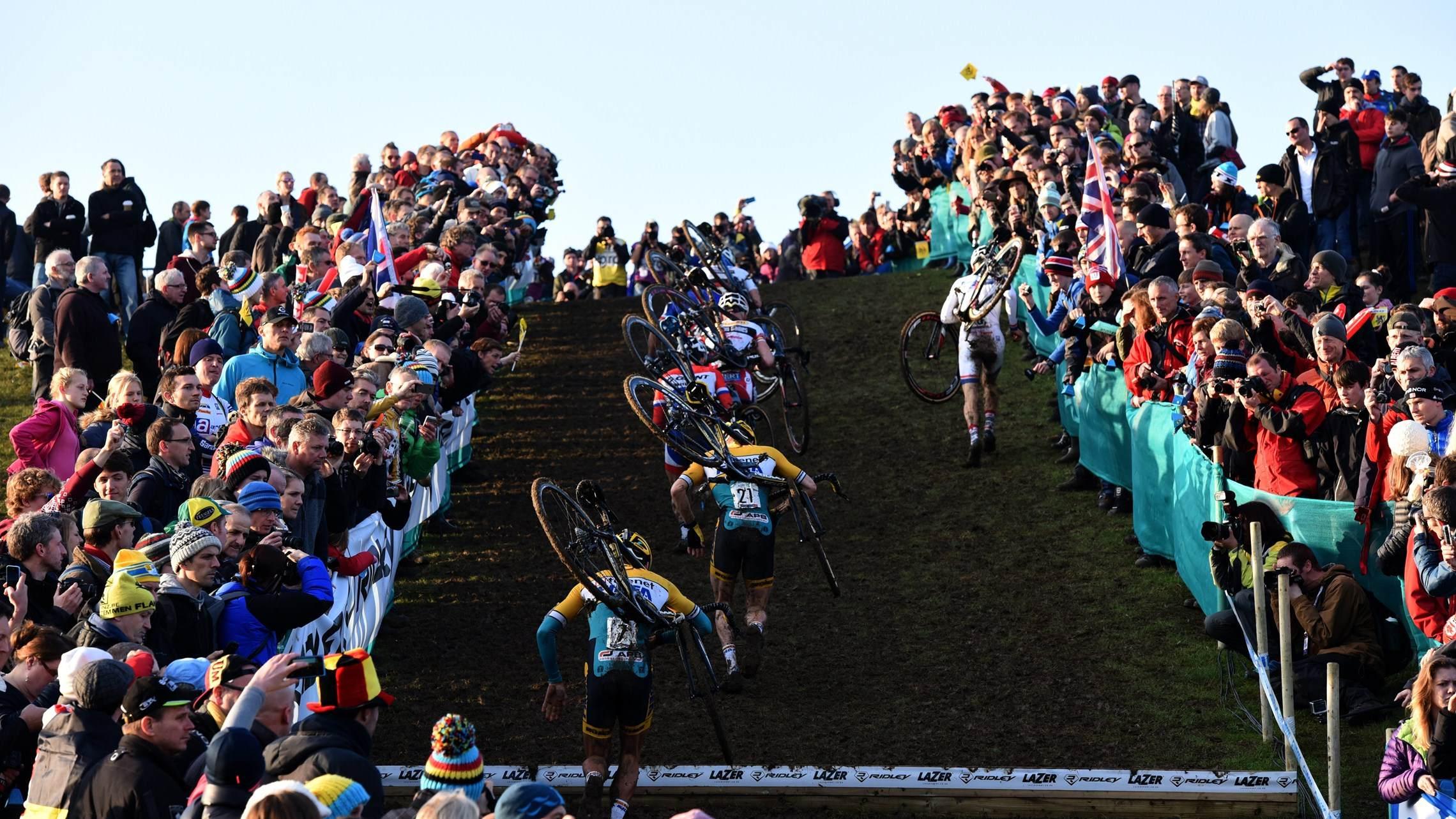 Cyclocross világkupa, Milton Keynes - Fotó: UCI