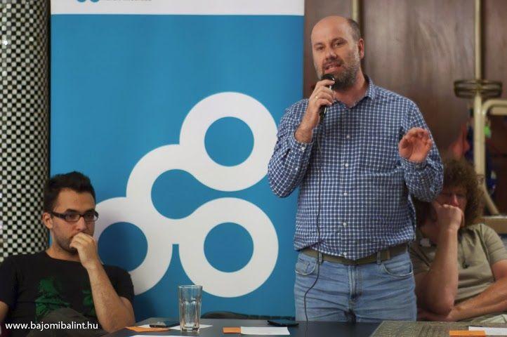 """A Critical Mass főszervező, jelenleg a Kerékpárosklub elnökségi tag Kürti Gábor """"Kükü"""" értékeli a tavalyi évet."""