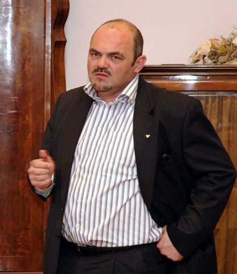 Sipicki Róbert az MMTBSZSZ és az MKSZ elnöke