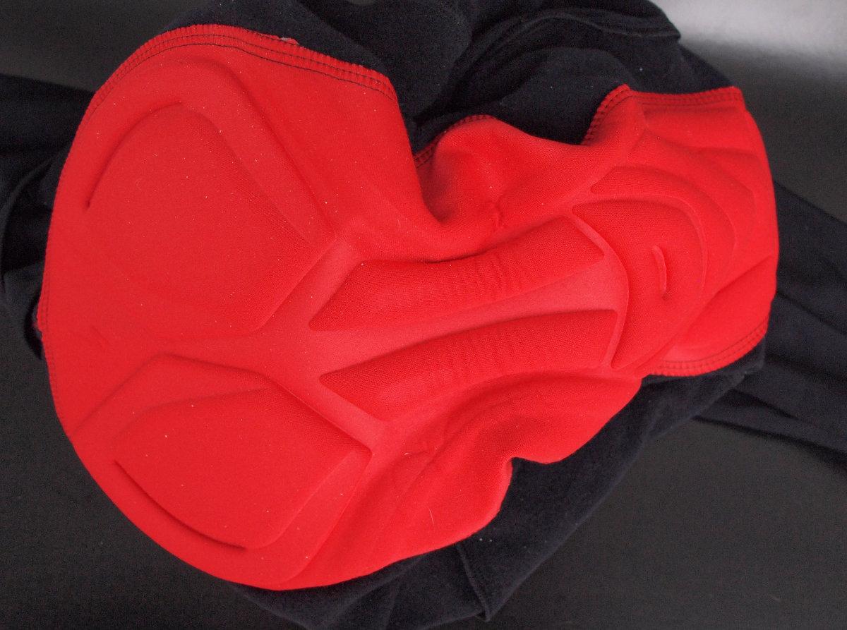 Blazer Dry kétrétegű szivacsbetét-konstrukció