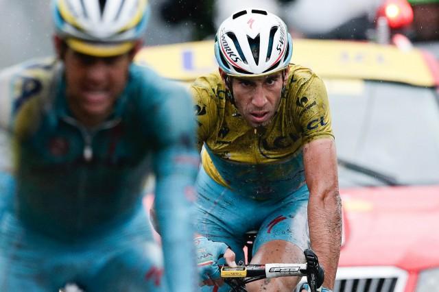 Vincenzo Nibali Astana-színekben nyert Tour, jövőre nem biztos, hogy türkiz mezben indul (Foto: Stefano Sirotti)