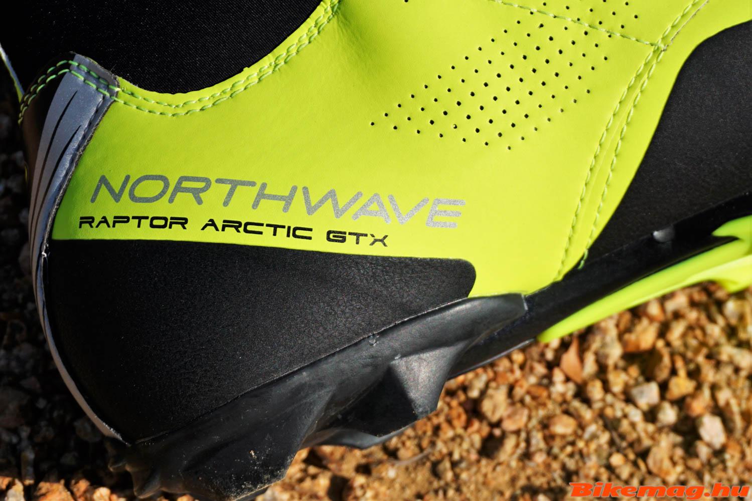 northwave raptor arctic gtx mtb téli cipő