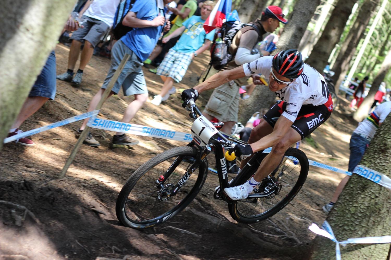 Julien Absalon végül 5. lett