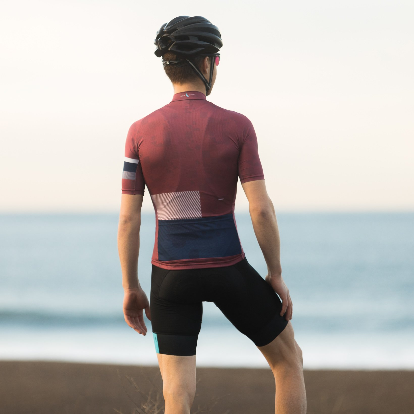 ornot house bib shorts code burgundy house jersey review