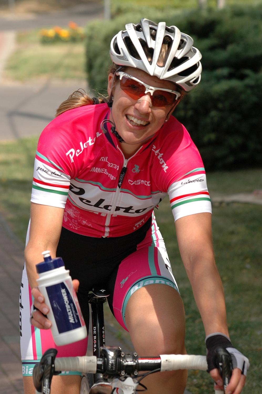 Pulsfort Dia (női bajnok)