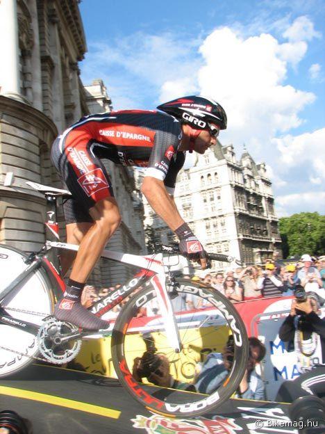 A londoni prológon. Mint előző győztes, utolsóként rajtolt, a végelszámolás aztán az összetett 10. helyet hozta