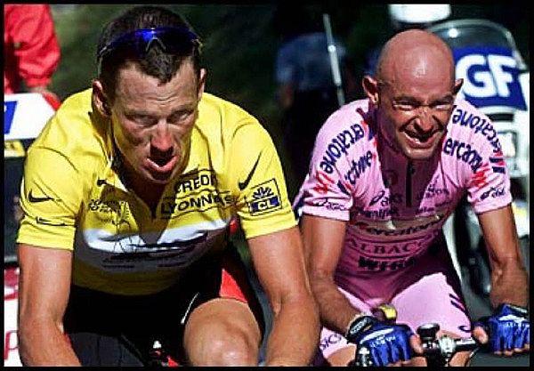 Armstrong és Pantani