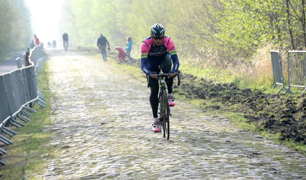 Pippo, sok Roubaix olasz hőse