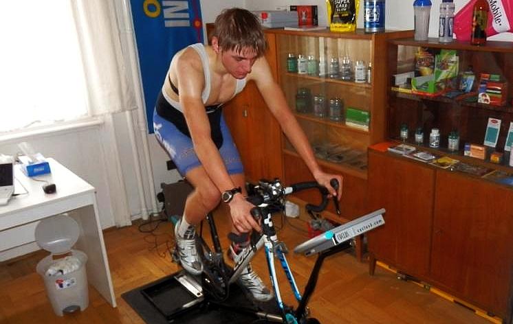 Pelikán János nemrég terheléses vizsgálaton vett részt a Cycling Sport Center laborjában, amely során kiderült, a felkészülése a lehető legjobban sikerült.