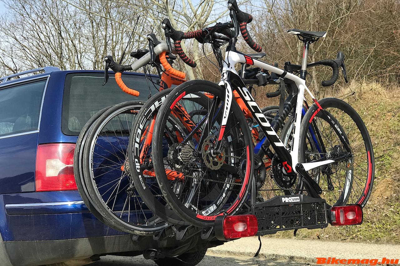 Sok jó bringa kis helyen is elfér :)