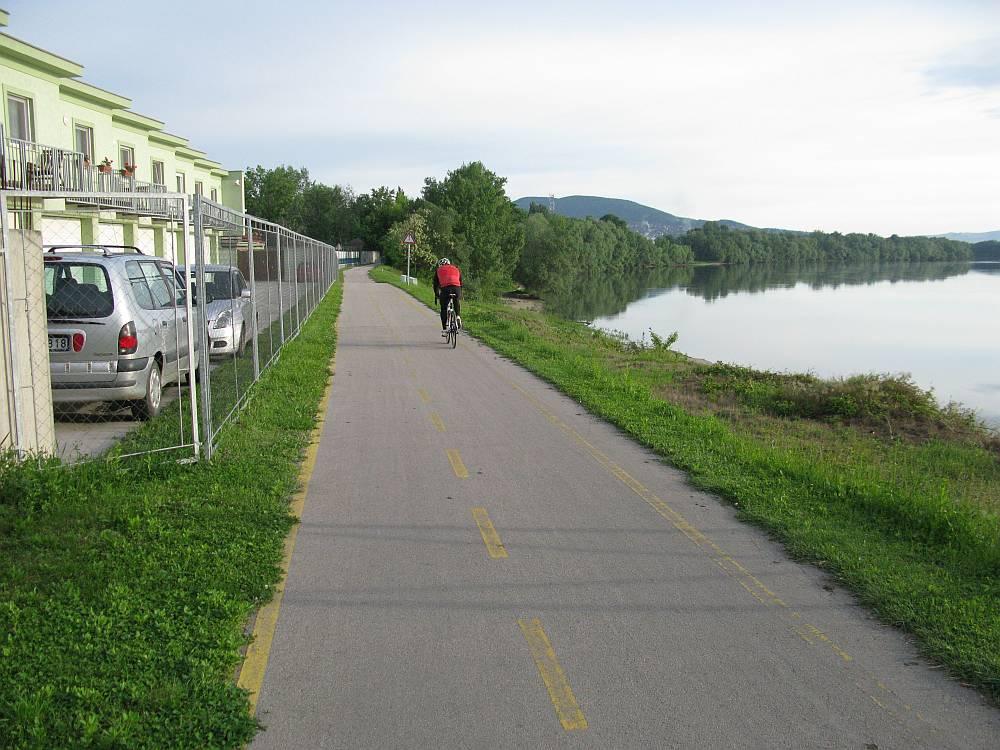 Van szebb ennél? Hajnali suhanás a Duna partján