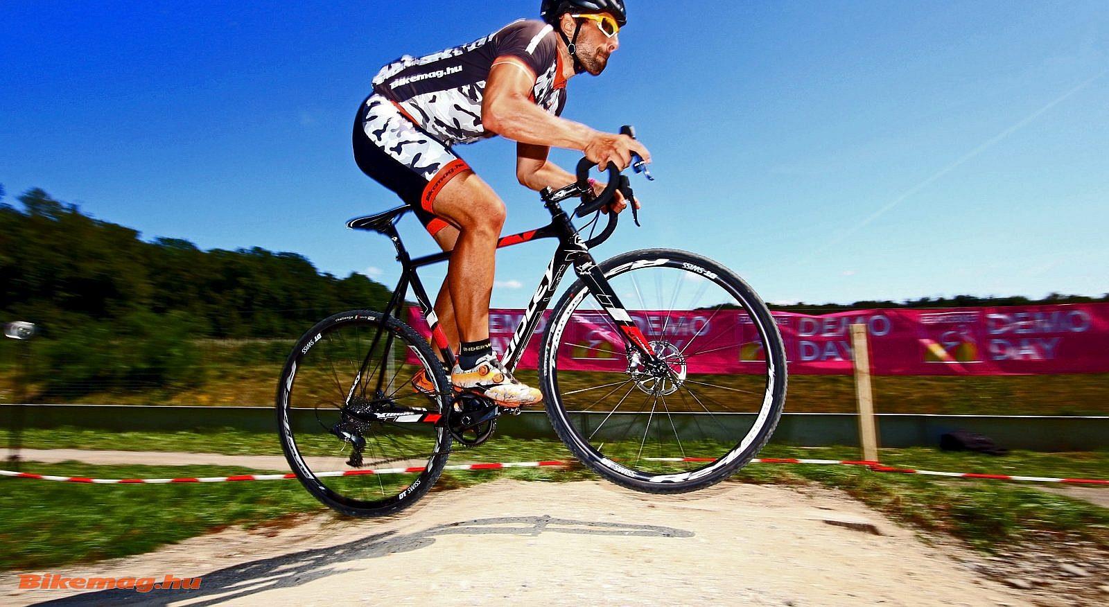 Egy cyclocross kör a Ridley X-Night SL nyergében
